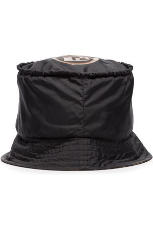 Fendi Wave monogram bucket hat