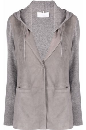 Fabiana Filippi Suede-panel jacket