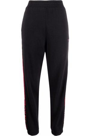 Pinko Pantalones de chándal con logo