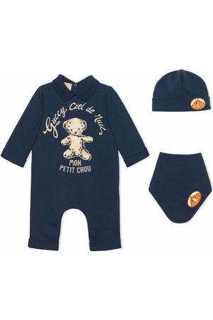 Gucci Ciel De Nuit pajama set