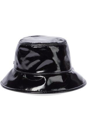 Miu Miu Sombrero de pescador de piel