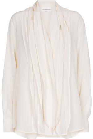 Victoria Beckham Blusa de seda