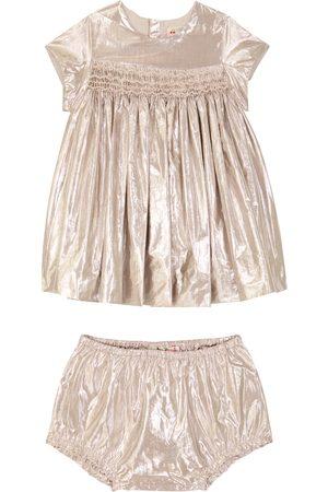 BONPOINT Conjuntos de ropa - Bebé - set de vestido y braga Maruska de tafetán