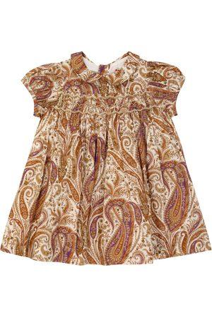 BONPOINT Bebé Monos y Petos - Bebé - x Liberty vestido de algodón estampado