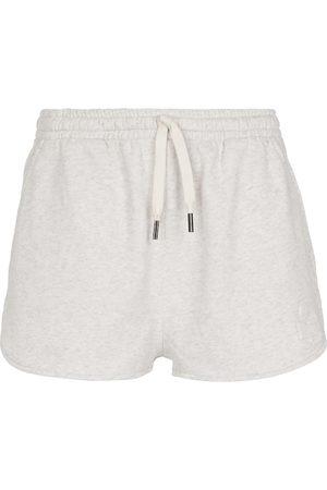 Isabel Marant, Étoile Pantalones cortos Mifikia mezcla de algodón