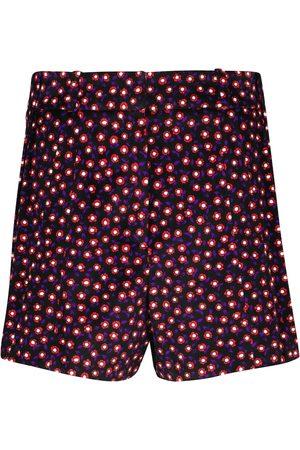 Paco rabanne Mujer Estampados - Shorts de algodón con estampado