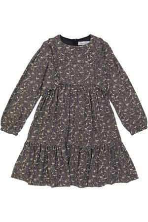 Tartine Et Chocolat Niña Vestidos - Vestido de seda estampado