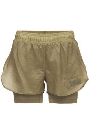 adidas Mujer Shorts o piratas - | Mujer Shorts Running 2 En 1 Xs