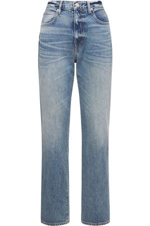 SLVRLAKE   Mujer Jeans London De Algodón 24