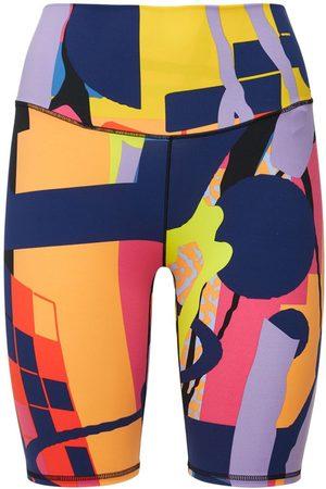 adidas | Mujer Shorts Biker Estampados Xs