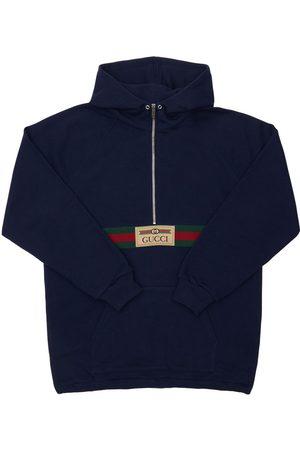 Gucci | Niña Chaqueta De Algodón Con Logo 8a