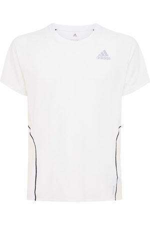 adidas   Hombre Camiseta Running Adi Sustainable De Tech Xs