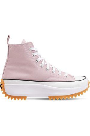 Converse | Mujer Sneakers Altas Run Star 3.5