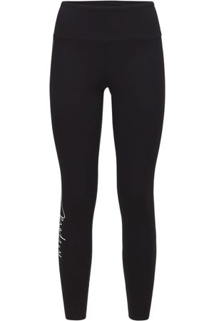 Wolford   Mujer Leggings Con Logo Xs