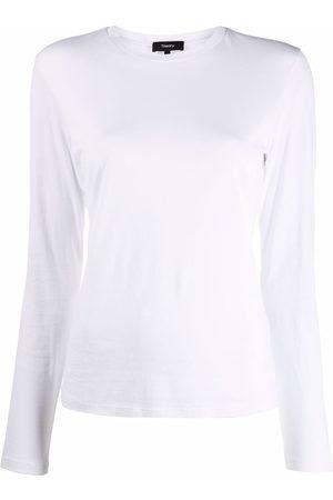 THEORY Camiseta de manga larga
