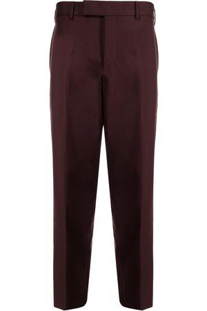 PT01 Pantalones ajustados con corte slim