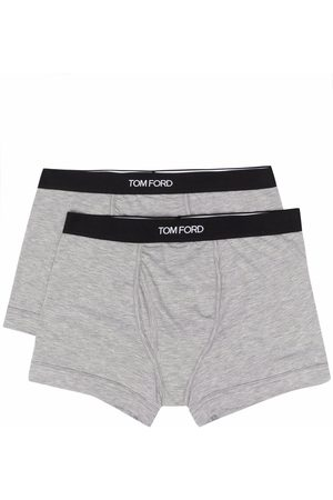 Tom Ford Logo-waistband boxer briefs (pack of 2)