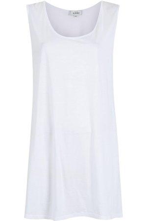 AMIR SLAMA Vestido estilo camiseta sin mangas