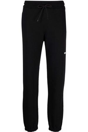 Msgm Pantalones de chándal con logo