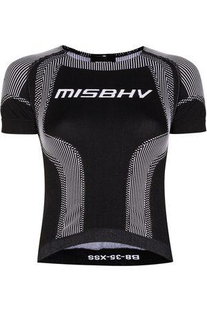 MISBHV Sport Active seamless logo top