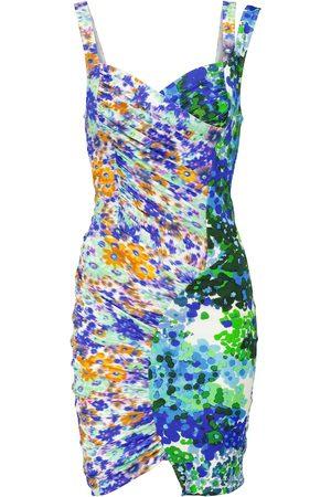 Stella McCartney Mujer Estampados - Vestido corto Maeve estampado