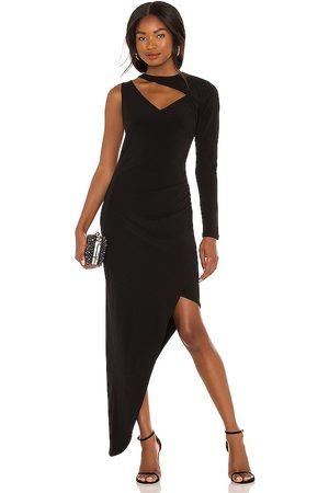 BCBG Max Azria Vestido en color talla M en - Black. Talla M (también en XS, S).