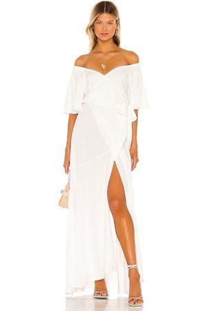 L*Space Vestido panama en color talla L en - Cream. Talla L (también en XS, S, M).