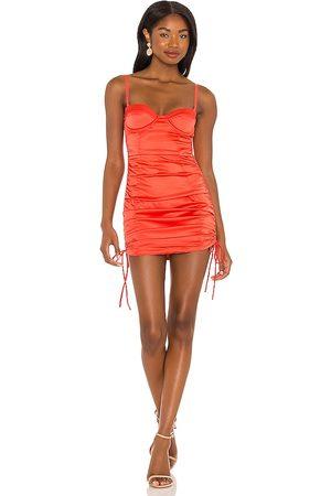 OW Intimates Vestido freja en color talla L en - Red. Talla L (también en XS, S, M).