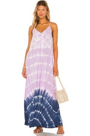 MICHAEL STARS Vestido gloria en color lavanda talla L en - Lavender. Talla L (también en XS, S, M).