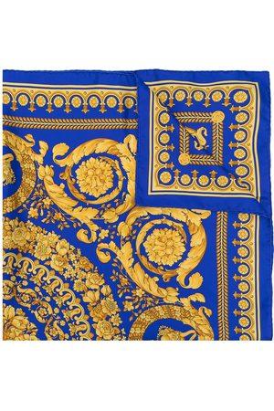 VERSACE Mujer Bufandas y Pañuelos - Barocco-print silk foulard