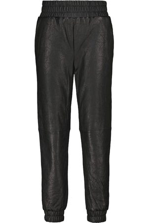 VERONICA BEARD Pantalones Wasia de piel