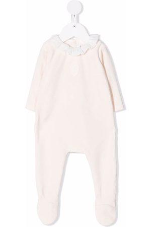 Chloé Pijama con cuello con volante