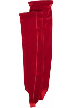 Simone Wild Mujer Calcetines - Velvet aerobic socks