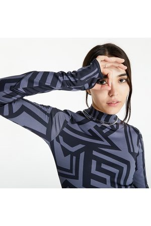 McQ In8 Dazzle Rollneck Night Waves