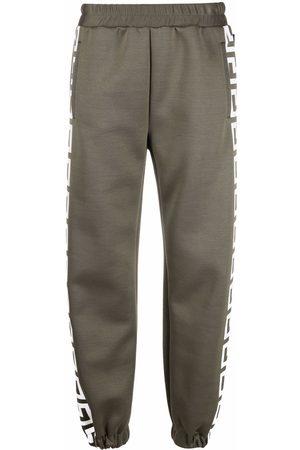 VERSACE Greca-pattern track pants