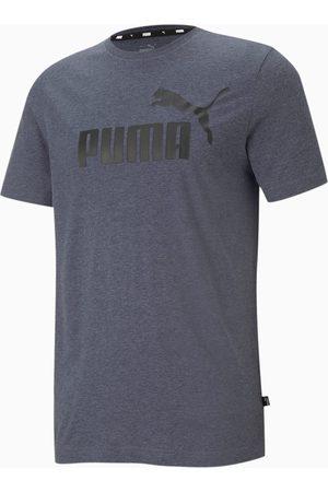 PUMA Hombre Camisetas - Camiseta Jaspeada Para Hombre Essentials, , Talla 3XL