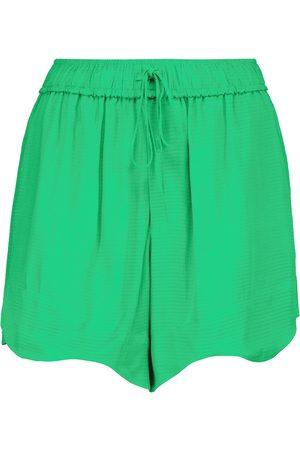 Ganni Mujer Pantalones cortos - Shorts Ripstop