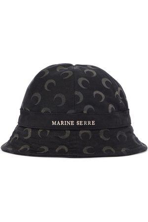 Marine Serre Sombrero de pescador vaquero
