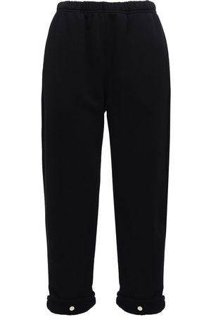 Les Tien Mujer Pantalones y Leggings -   Mujer Pantalones Deportivos De Algodón Xxs