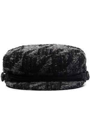 Le Mont St Michel Niño Sombreros - MMHE ABBY TWEED BAKER BOY HAT