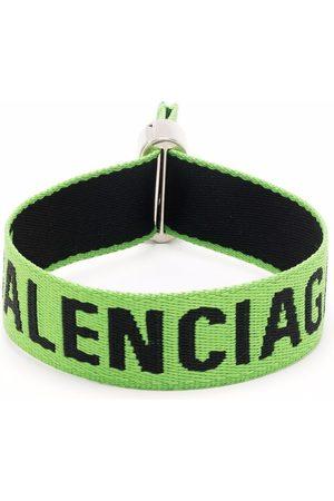 Balenciaga Logo party bracelet