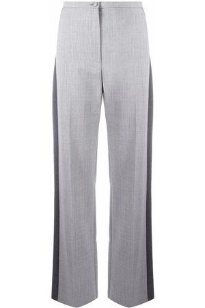 Patrizia Pepe Pantalones con rayas laterales