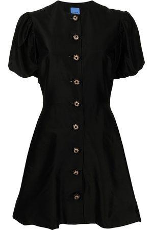 Macgraw Vestido corto Sorbet de seda