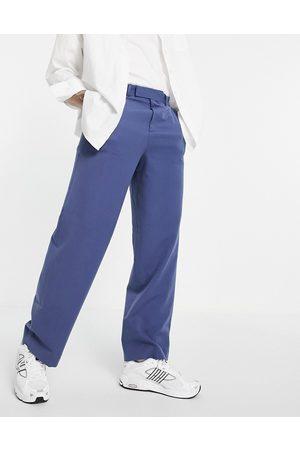 ASOS Pantalones de vestir con pernera ancha de