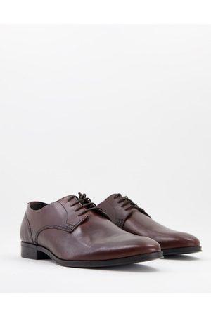 ASOS Zapatos Derby de cuero de