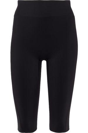 Reebok Mujer Pantalones cortos - X Victoria Beckham shorts de punto técnico