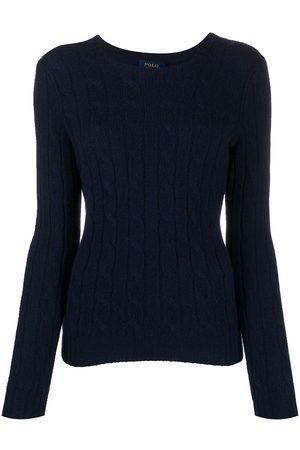 Polo Ralph Lauren Mujer Jerséis y suéteres - Jersey slim de punto de ochos