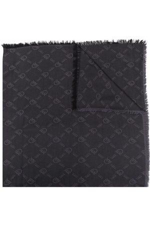 Pinko Mujer Bufandas y Pañuelos - Pañuelo de punto con logo bordado