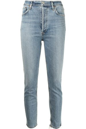 AGOLDE High-rise skinny jeans