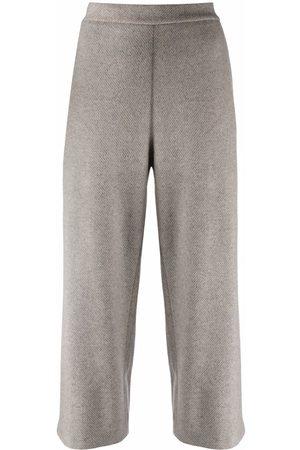 Fabiana Filippi Mujer Pantalones capri y midi - Pantalones capri anchos